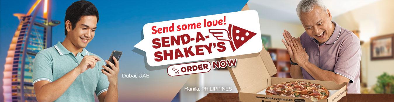 Send A Shakey's