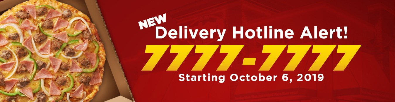 New Delivery Hotline