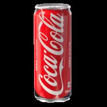 Coke Zero in Can