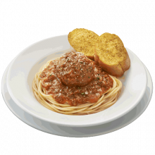 Monster Spaghetti Meatball