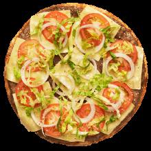Angus Burger Pizza