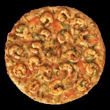 Louisiana Shrimp Pizza