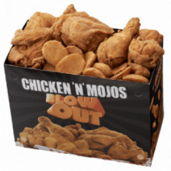 Chicken 'N' Mojos Blowout