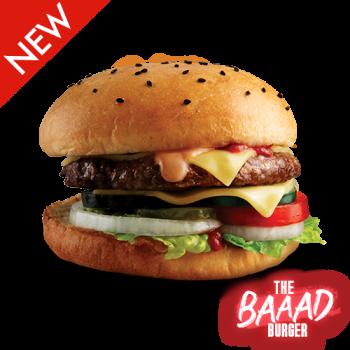 The Baaad Burger