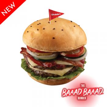 The Baaad Baaad Burger