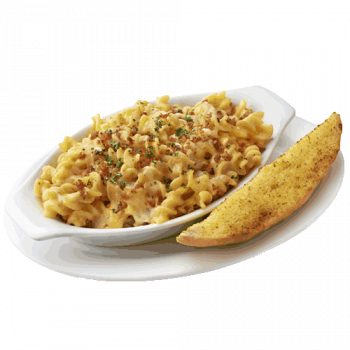 Bacon And Cheese Fusilli