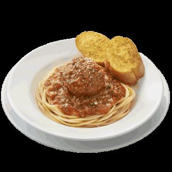 Monster Spaghetti Meatball