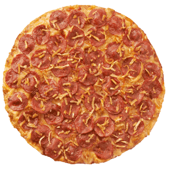 Pepperoni Crrrunch