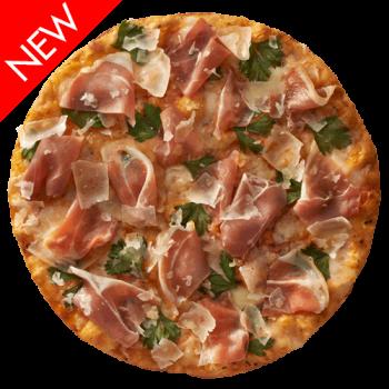 Prosciutto Parmigiano Pizza
