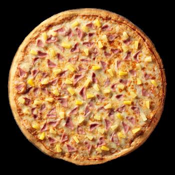 HAWAIIAN DELIGHT PIZZA AMERICANA